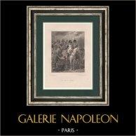 Napoléon et Mademoiselle de Saint-Simon (1808)