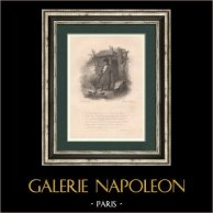Napoleon in Insel St. Helena