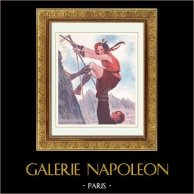 La Vie Parisienne - The Parisian Life - Golden Twenties - Art Deco - Eroticism - Situation Elevée