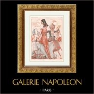 La Vie Parisienne - The Parisian Life - Golden Twenties - Art Deco - Eroticism - Madrigal