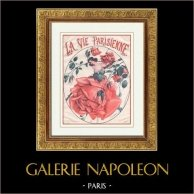 La Vie Parisienne - The Parisian Life - Golden Twenties - Art Deco - Eroticism - Sa Majesté la Rose
