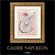 La Vita Parigina - La Vie Parisienne - Gli Anni '20 - Art Déco - Erotismo - Carnevale
