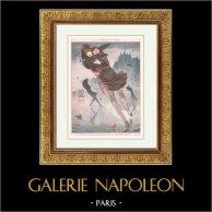 La vie Parisienne - życie Pariserskie - Złote Dwudziestki - art Deco - Erotyka - il ya Pépin et Pépin