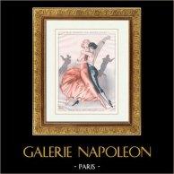 La Vie Parisienne - Het Parijse Leven - Golden Twenties - Art Deco - Erotiek - Dance - A Quoi Pensent les Jeunes Filles