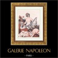 La Vie Parisienne - Het Parijse Leven - Golden Twenties - Art Deco - Erotiek - Les Emotions du Départ