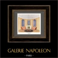 Arquitectura de Interiores - Salón (F. Puetz)
