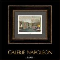 Arquitectura de Interiores - Salón (August Dietterle)