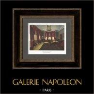 Architecture d'Intérieur - Salon de musique (F. Seeck)