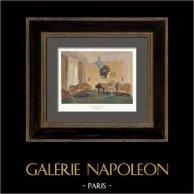 Architecture d'Intérieur - Salon de musique (Paul M. Stosseck)