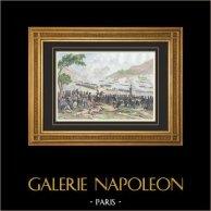 Napoleonic Wars - Battle of Raab (1809) - Eugène de Beauharnais