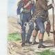 DÉTAILS 03 | Vue de Salamonde - Portugal - Mode Française - Uniforme Militaire - Armée Française - Garde Impériale - Chevau-Légers