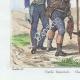 DÉTAILS 07 | Vue de Salamonde - Portugal - Mode Française - Uniforme Militaire - Armée Française - Garde Impériale - Chevau-Légers