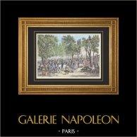 Fête donnée à la Garde Impériale au Champs-de-Mars (Paris)