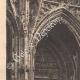 DÉTAILS 02 | Vue de Rouen - Eglise Abbatiale Saint Maclou (France)