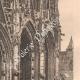 DÉTAILS 05 | Vue de Rouen - Eglise Abbatiale Saint Maclou (France)