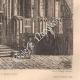 DÉTAILS 06 | Vue de Rouen - Eglise Abbatiale Saint Maclou (France)