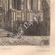 DÉTAILS 08 | Vue de Rouen - Eglise Abbatiale Saint Maclou (France)