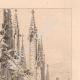 DÉTAILS 04 | Vue de Rouen - Eglise abbatiale Saint Ouen - Tour aux Clercs - Absidiole (France)