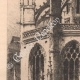 DÉTAILS 02 | Vue de Rouen - Abside de l'Eglise Saint Vincent (France)
