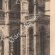 DÉTAILS 04 | Vue de Rouen - Abside de l'Eglise Saint Vincent (France)