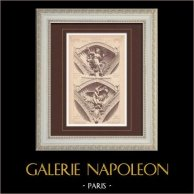 Angle - Universal Exposition 1889 - Paris - Argentina - Industry - Agriculture (Gauthier)