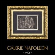 Jardin - Jardin délectable - Bernard Palissy - Renacimiento