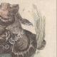 DÉTAILS 06   Océanie - Poissons et Serpents - Trigle-Lyre - Marteau - Coffret triangulaire - Python colossal