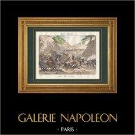 Guerres napoléoniennes - Guerre d'Indépendance Espagnole - Salinas de Léniz - Attaque d'un Convoi (1811)