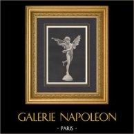 Conqueror Love - Cupid (Adolphe Itasse)