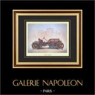 Storia dell'Automobile - Automobili Antiche - Fiat 1904