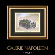 History of the Automobile - Old Cars - Bentley 1920