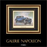 Bilens Historia - Gamla Bilar - Bugatti 1930