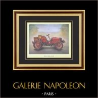 History of the Automobile - Old Cars - Napier 1900