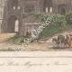 DÉTAILS 04 | Italie Antique - Empire Romain - Aqueduc de l'Aqua Claudia - Porta Maggiore - Porte Majeure (Rome)