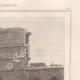 DÉTAILS 05 | Italie Antique - Empire Romain - Aqueduc de l'Aqua Claudia - Porta Maggiore - Porte Majeure (Rome)