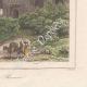 DÉTAILS 06 | Italie Antique - Empire Romain - Aqueduc de l'Aqua Claudia - Porta Maggiore - Porte Majeure (Rome)