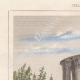 DÉTAILS 01   Italie Antique - Empire Romain - Temple de Vesta - Forum Romain - Forum Romanum (Rome)