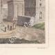 DÉTAILS 06   Italie Antique - Empire Romain - Temple de Vesta - Forum Romain - Forum Romanum (Rome)