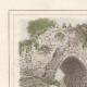 DÉTAILS 01   Pont Antique à Cori - Aqueduc près de Terracine - Latium (Italie)