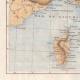 DÉTAILS 03 | Italie Antique - Ancienne carte - Partie Septentrionale