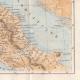 DÉTAILS 06 | Italie Antique - Ancienne carte - Partie Septentrionale