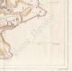 DÉTAILS 06   Italie Antique - Ancienne carte - Rome sous le Règne de Aurelien