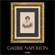 Retrato de Zoé Talon, Contessa du Cayla (1785-1852)