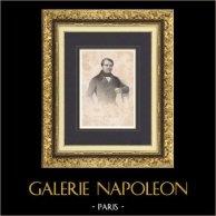 Portrait of Prince Napoléon Bonaparte - Prince Napoléon (1822-1891)