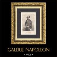 Porträt von Henri Conneau (1803-1877)