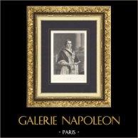 Portrait du Pape Pie IX (1792-1878)