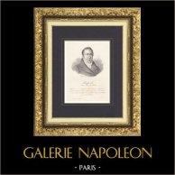 Portrait of Jacques Charles Dupont de l'Eure (1767-1855)