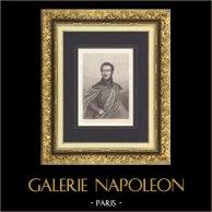 Porträtt av Charles Napoléon Louis Bonaparte (1804-1831)