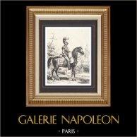 Soldato Napoleonico - Uniforme - Carabinier - Cavalleria (1812)