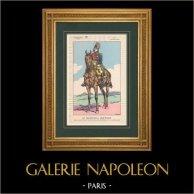 Napoleon I and his Staff (V. Huen) - Marshal Berthier